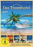 Das Traumhotel - 5er-DVD-Box Folge 2 - Karibik; China; Verliebt auf Mauritius; Überraschung in Mexico; Seychellen