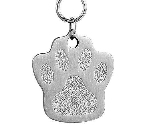 Anhänger Pfote Magnetschmuck Magnet Halsbandschmuck Hunde Nicht nur für Tiere Energetix 4you 2789 Dog Tag