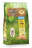 Natur Plus Trockenfutter Hundefutter Junior (12 kg)