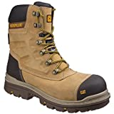"Mens Cat Premier 8"" Waterproof TX Composite S3 Safety Toe Work Boot"