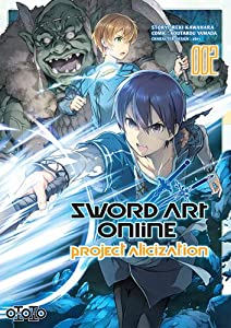Sword Art Online Alicization Edition simple Tome 2