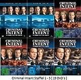 Criminal Intent - Verbrechen im Visier, Staffel 1-3 (19 DVDs)