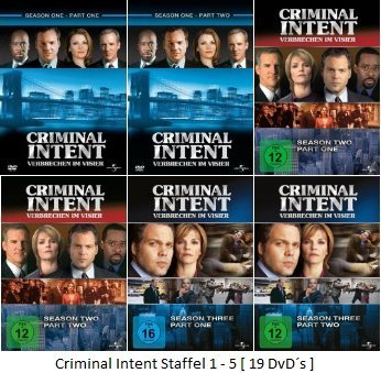 Criminal Intent - Verbrechen im Visier Amazon Video