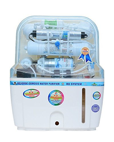 Aquafresh Swift 15 ltr Mineral RO+UV+TDS Adjuster+UF Water Purifier  available at amazon for Rs.4500