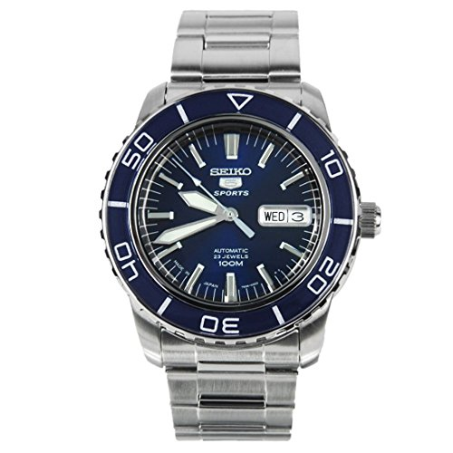 Seiko 5Sports Automatic Made in Japan Diver Armbanduhr [snzh53j1]