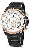 Reichenbach Reloj Man Freymuth Negro 44 mm