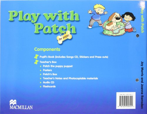 PLAY With PATCH Pb Pack