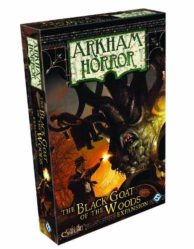 Arkham Horror: La Cabra Negra De Los Bosques Expansión