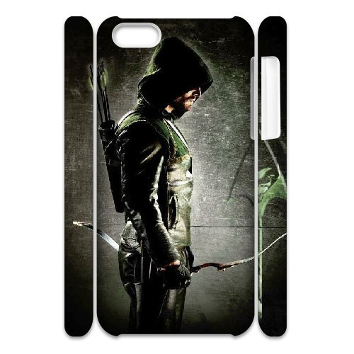 LP-LG Phone Case Of Green Arrow For Iphone 4/4s [Pattern-6] Pattern-6