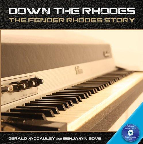 Down the Rhodes Livre Sur la Musique +DVD (Book & Blu Ray DVD)