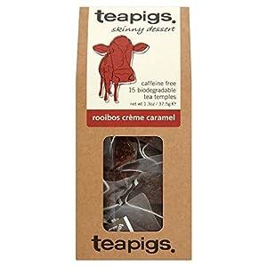 Teapigs Rooibos Crème Caramel (15) - Paquet de 2