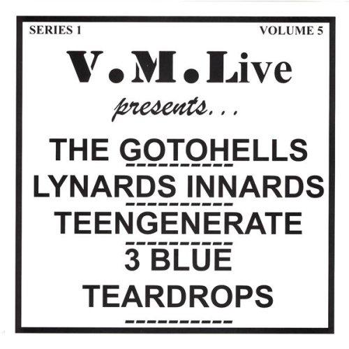 Preisvergleich Produktbild Vol. 5-V.M. Live