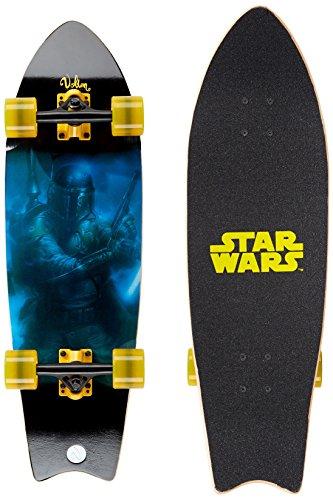 Star Wars Longboard Bounty Hunter, 30 x9.25 Zoll, 901569