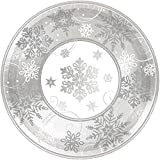 "Best Amscan Dining Tables - Amscan Party Paper Childrens Plates, White, 12"" Review"