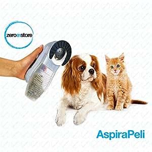 aspirapeli aspirateur piles pour poils d 39 animaux domestiques chiens chats bricolage. Black Bedroom Furniture Sets. Home Design Ideas