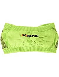 X-Bionic O100460 E173 1 Cinta, Unisex Adulto, Verde Lima/Negro, Talla Única
