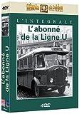 L'ABONNÉ DE LA LIGNE U - COFFRET 4 DVD