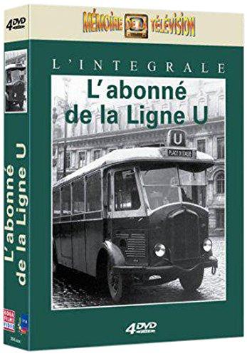 Bild von L'Abonné de la ligne U - Coffret 4 DVD [FR Import]