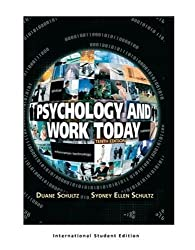 Psychology and Work Today, 10th Edition: International Student Edition