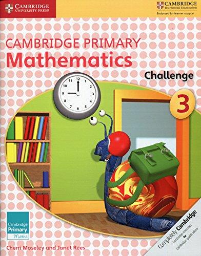 Cambridge Primary Mathematics Challenge 3 (Cambridge Primary Maths)