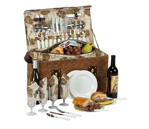 woodstock-4-person-picnic-basket-w-insulated-cooler-by-picnic-plus