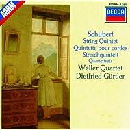 Schubert: String Quintet; Quartettsatz