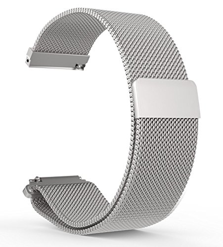 bluebeachr-22mm-acier-inoxydable-milanese-mesh-remplacement-band-bande-strap-bracelet-chaine-montre-