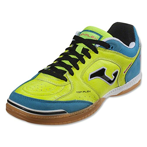Scarpe da calcetto JOMA TOP FLEX 511 FLUOR INDOOR Giallo
