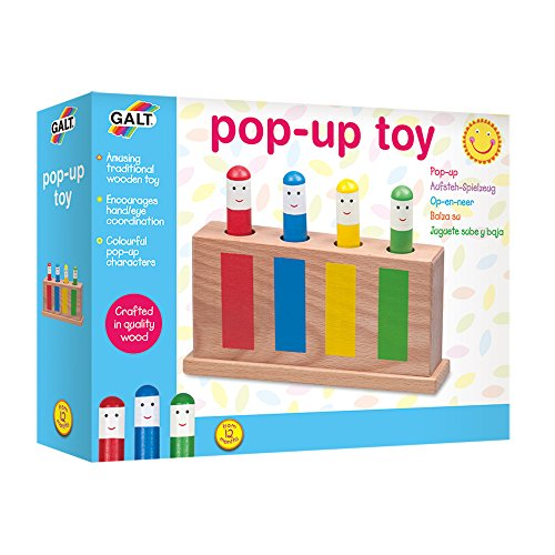 Image of Galt Toys Classic Pop-Up Toy