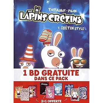 The Lapins Crétins, Tomes 7 à 9 :