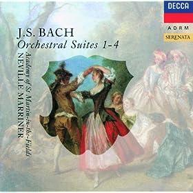 Bach, J.S.: Orchestral Suites 1-4