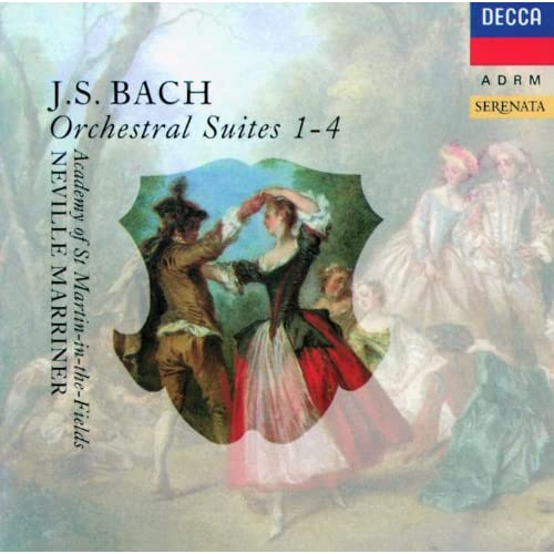 J.S. Bach: Suite No.2 in B minor, BWV 1067 - 4. Bourrée I-II