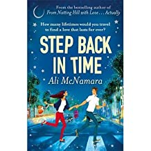 [( Step Back in Time By McNamara, Ali ( Author ) Paperback Apr - 2014)] Paperback