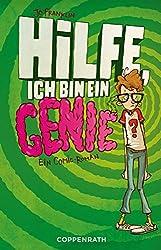 Hilfe, ich bin ein Genie: Band 2 (Hilfe, ich bin ein ...) (German Edition)