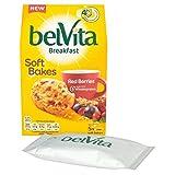 Belvita Weich Backen Roten Beeren 5 X 40G