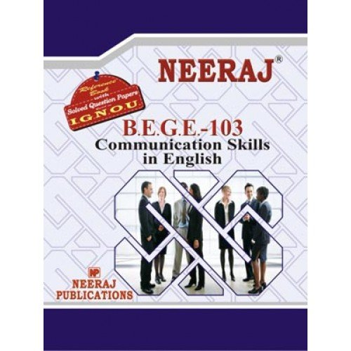 ignou bege 103 Amazonin - buy bege-103 communication skills in english book online at best prices in india on amazonin read bege-103 communication skills in english book reviews & author details and more at amazonin free delivery on qualified orders.