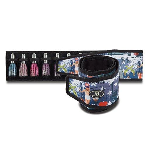 Vernis à ongles Rouleau de New York Professionnelle Vernis support Manucure Rouleau de stockage