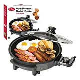 Electric Frying Pans Review and Comparison