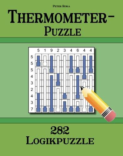 Preisvergleich Produktbild Thermometer-Puzzle 282 Logikpuzzle