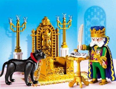 PLAYMOBIL® 4256 - König mit Thron