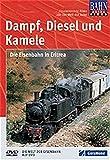 Dampf, Diesel und Kamele - Eisenbahn in Eritrea [Alemania] [DVD]