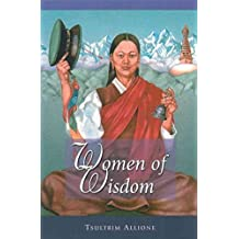 [Women of Wisdom] (By: Tsultrim Allione) [published: November, 2000]