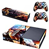 BATTLEFIELD 1 STYLISH DESIGN VYNIL FOR XBOX ONE KINECT AND CONTROLLER