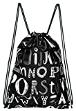 moses. Rucksack ABC, Faltbarer Backpack, umweltfreundlich, wiederverwendbar Turnbeutel, 42 cm,...