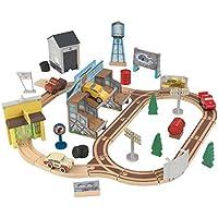 KidKraft - Ensemble Thomasville 50 pièces Cars 3 Disney Pixar