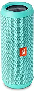 JBL Flip 3 Portable Wireless Speaker with Powerful Sound & Mic (Teal)