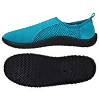 55 Sport Unisex Waterline Aqua Shoes - Pool Blue - 31