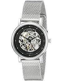 Stuhrling Original 832L.02 Damen-Armbanduhr Analog Automatik Edelstahl