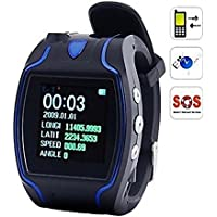 TRACKER GPS TK109 LOCALIZZATORE OROLOGIO TELEFONO GPS GSM SPIA SPY