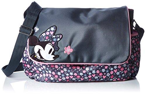 Disney Minnie Mouse Baby Mädchen Wickeltasche inkl. Wickelunterlage (Maus Minnie Disney Wickeltasche)